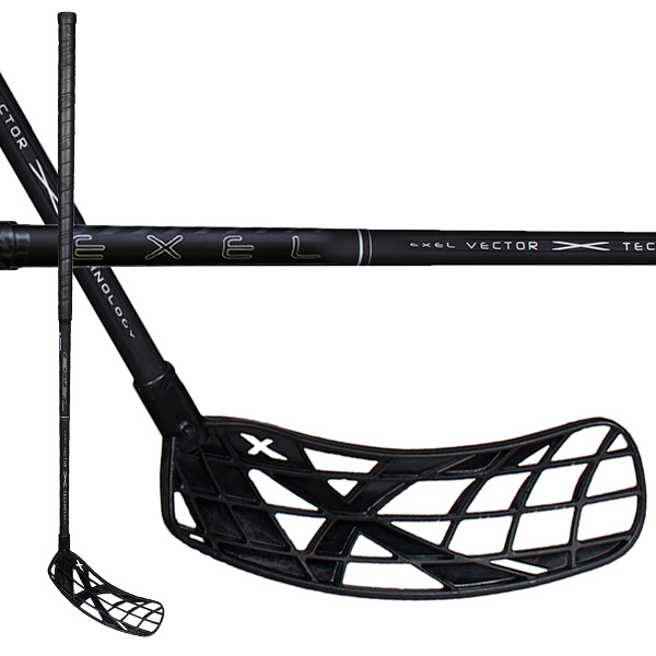 EXEL VECTOR-X BLACK 2.9 98 ROUND MB L