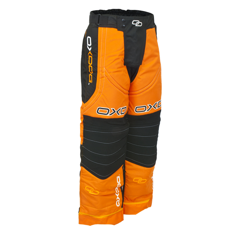 OXDOG TOUR GOALIE PANTS ORANGE 150/160