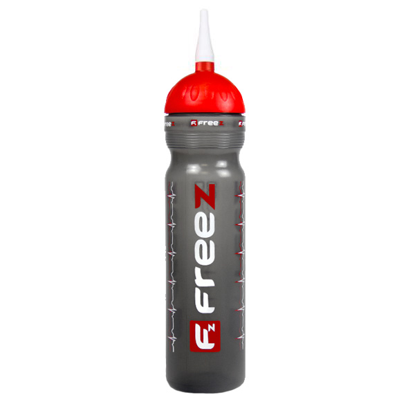 FREEZ BOTTLE 1 L clear granite - hockey