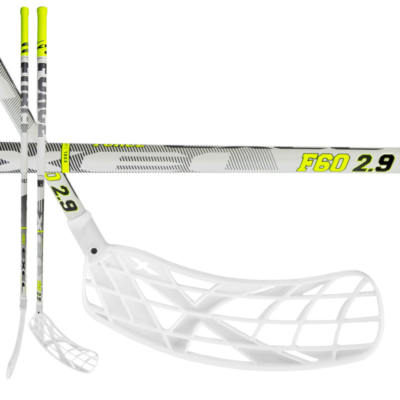 EXEL F60 WHITE 2.9 98 OVAL MB L