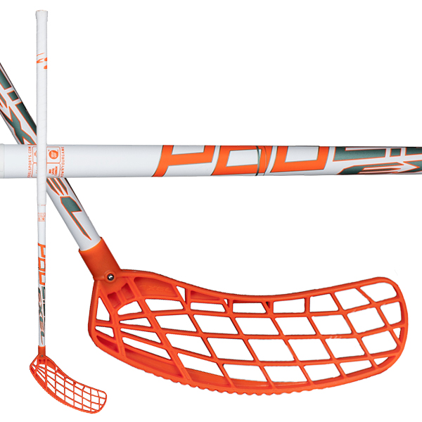 EXEL P60 WHITE 2.9 98 OVAL MB L