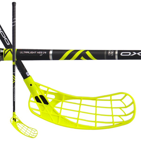 OXDOG ULTRALIGHT HES 29 YL 101 OVAL MBC R