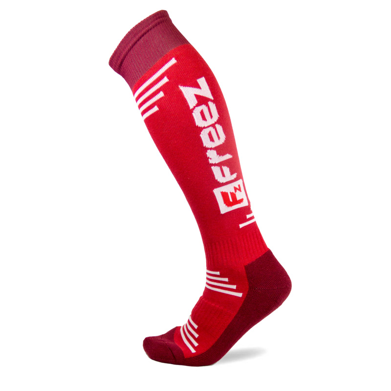 FREEZ QUEEN LONG SOCKS RED 43-45