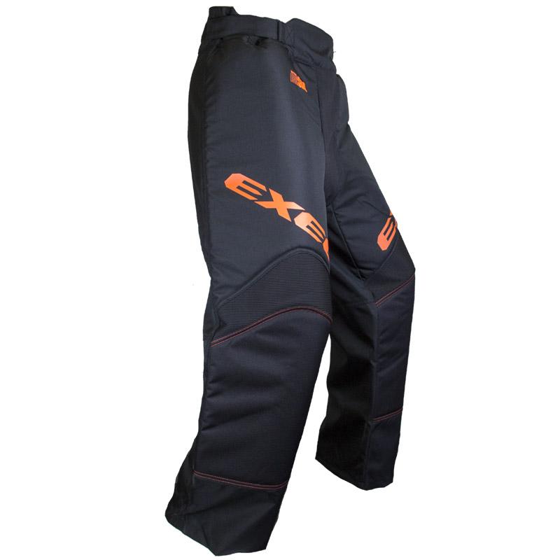 EXEL S60 GOALIE PANT black/orange XS