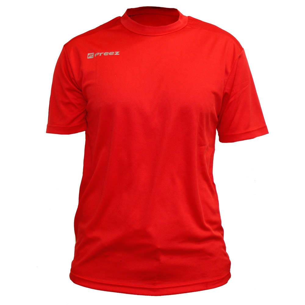 FREEZ Z-80 SHIRT RED L