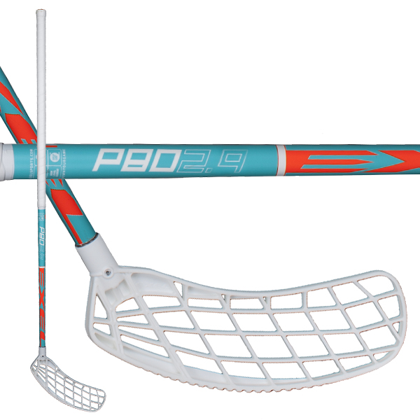 EXEL P80 TURQUOISE 2.9 98 OVAL MB L