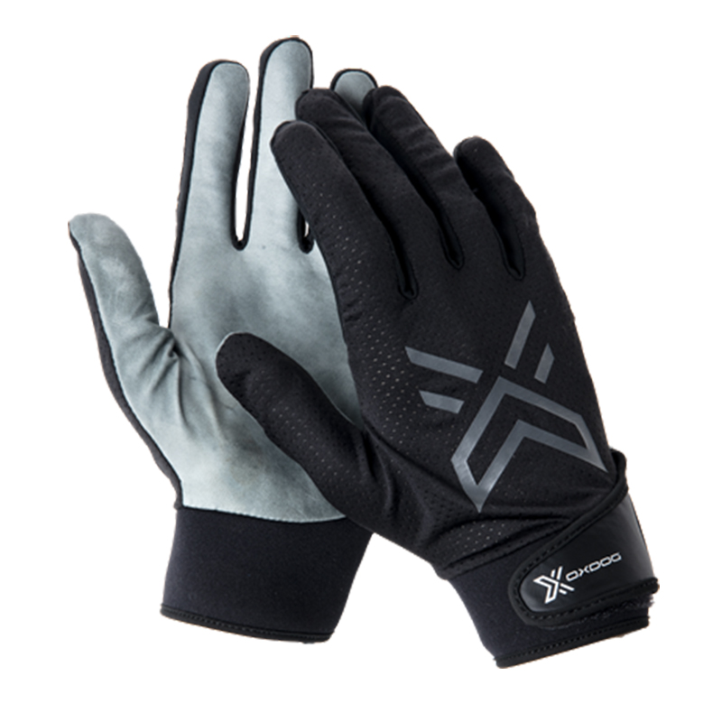 OXDOG XGUARD GOALIE GLOVE SKIN Black XL