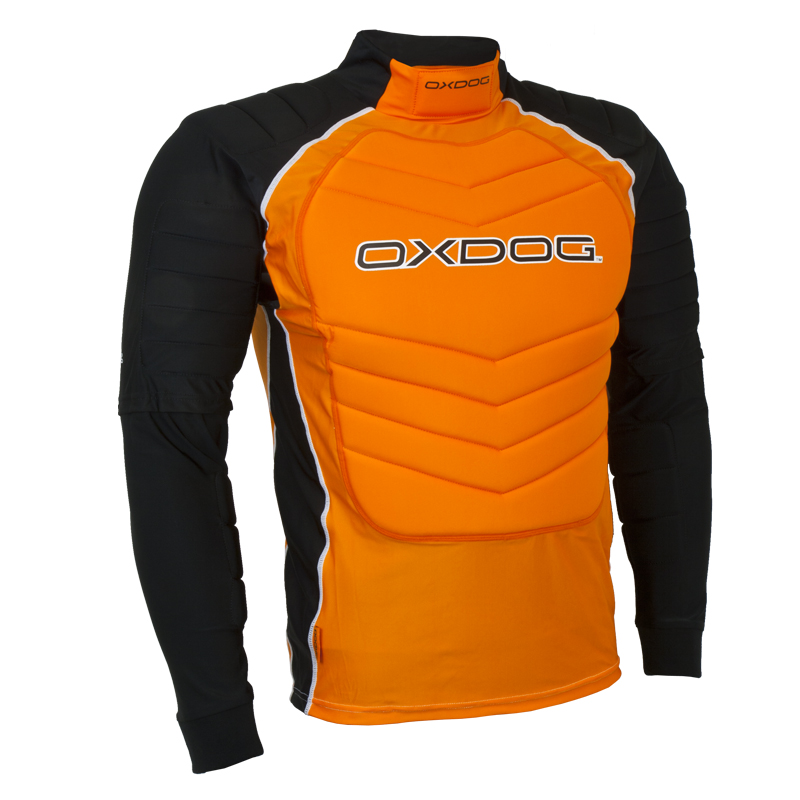 OXDOG TOUR GOALIE VEST ORANGE XXL